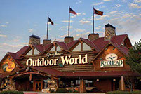 Concord Mills Shopping Mall & Outdoor World